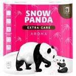 Туалетний папір Сніжна Панда Extra Care Aroma 4 шари 4шт