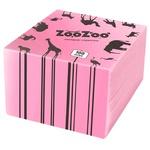 Серветки ZooZoo паперові 100шт