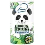 Snizhna Panda Big Roll Paper Towels