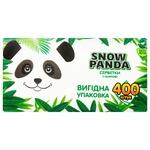 Snow Panda Single Layer Napkins 24х24cm 400pcs