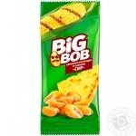 Кукуруза Big Bob жареная со вкусом Сыр 60г