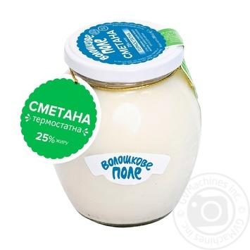 Voloshkove pole Sour Cream - buy, prices for MegaMarket - image 1