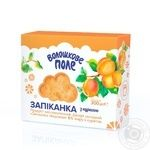 Voloshkove Pole Dried Apricots Cottage Cheese Baked - buy, prices for Novus - image 1