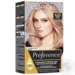 L'Oreal Recital Preference 8.23 Hair dye  Pink gold
