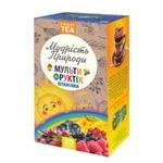 Чай Поліський чай Мультифруктик вітамінки 20шт*2г