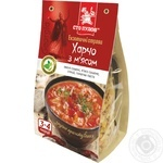 Суп Харчо Сто пудов с мясом 165г - купить, цены на Novus - фото 1