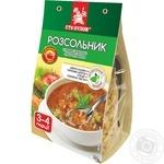 Суп Сто Пудов Розсольник 165г