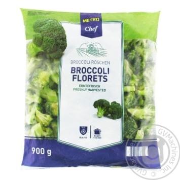 Metro Chef frozen Broccoli 20/40 900g
