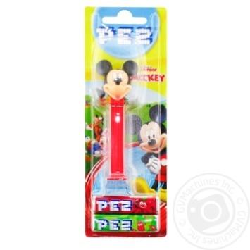 Игрушка PEZ с конфетами 17г - купить, цены на Novus - фото 2