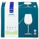 Набор келихів Metro Professional Aveiro для вина 6шт 350мл