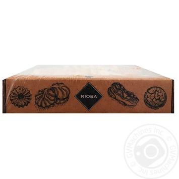 Печенье Rioba Здоровье ассорти 450г