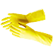 Kitchen gloves for cleaning