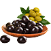 Оливки та маслини