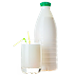 Sour milk drinks