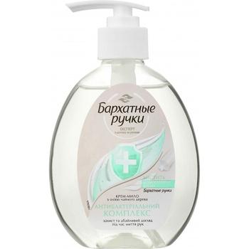 Soap Barhatnye ruchki liquid for hands 230ml - buy, prices for Metro - image 1