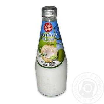 Напиток Luck Siam Кокосовое молоко с Ната де Коко оригинальный 290мл