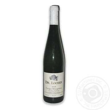 Вино Dr.Loosen Urziger Wurzgarten Riesling Spatlese біле сухе 8.5% 0,75л