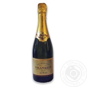 Vranken Brut Grande Reserve white champagne 12% 0.75l