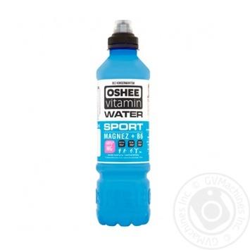 Напій Oshee Vitamin Water Sport Магній + В6 0,75л - купити, ціни на МегаМаркет - фото 2