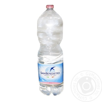 Still mineral water San Benedetto 2l - buy, prices for MegaMarket - image 1