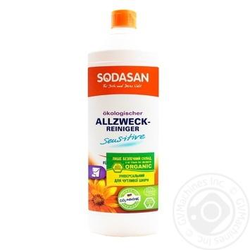 Засіб миючий Sodasan універсальний 1л - купити, ціни на МегаМаркет - фото 5