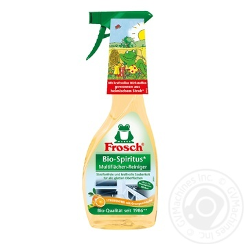 Frosch Remedy for smooth surfaces of orange 500ml - buy, prices for Novus - image 4