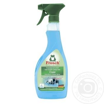 Засіб Frosch універсальний содовий 500мл - купити, ціни на Novus - фото 1