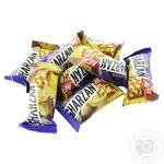 Цукерки Лукас Sharzan New з арахісом глазуровані