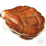 Ham Zakarpatski kovbasy raw cured