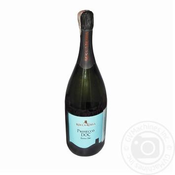 Вино ігристе Rocca Rossa Prosecco 0,75л х6 - купить, цены на МегаМаркет - фото 2