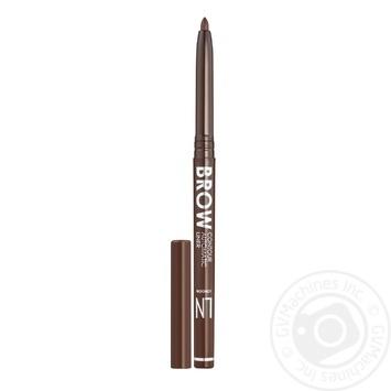 LN Professional Eyebrow liner mechanical 304 0,3g - buy, prices for MegaMarket - image 1