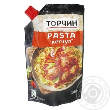 Torchin Pasta Ketchup 250g - buy, prices for Novus - image 2