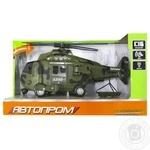 Avtoprom Helicopter Toy 1:16