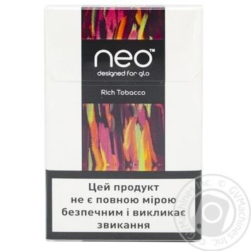 Стик Kent Neostiks Rich Tobacco - купить, цены на Таврия В - фото 1