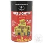 Розпалювач для каміна та печі Fire Family 100шт