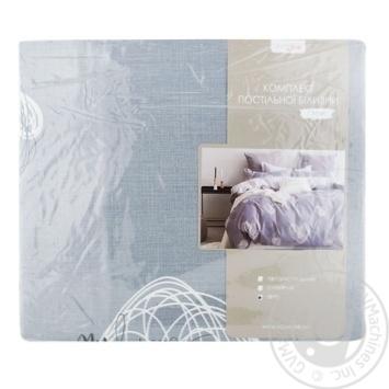 Комплект постельного белья Home Line Амур евро