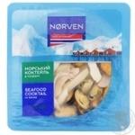 Морской коктейль Norven в рассоле 170г