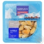 Мидии Norven пряно-пикантные в масле 170г