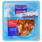 Мидии Norven в томатном соусе с овощами 170г