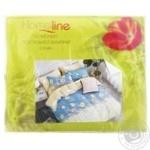 Комплект постельного белья Home Line 1,5-спальный сатин