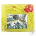 Комплект постельного белья Home Line Лимон 1,5-спальный сатин