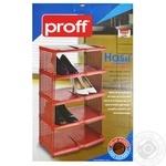 Полка для обуви Proff Rattan 31x48x85см