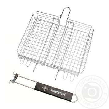 Forester Grill with removable handle 24X30см - buy, prices for MegaMarket - image 1