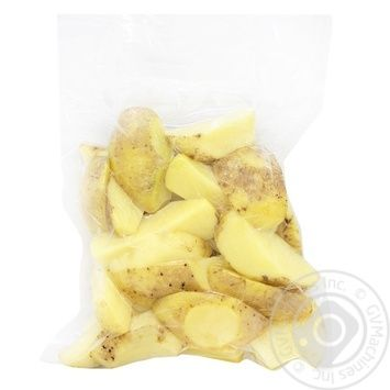 Картофель по-деревенски вакуумная упаковка