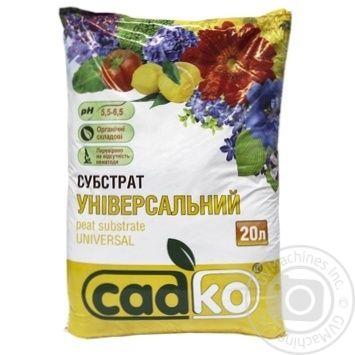 Субстрат Садко Универсальный 20л