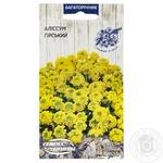 Seed alyssum Semena ukrainy 0.2g Ukraine