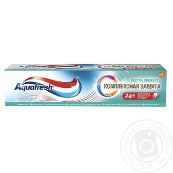 Aquafresh Toothpaste Complex Care 100ml - buy, prices for Furshet - image 1