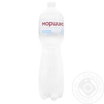 Минеральная вода Моршинская природная негазированная 1,5л - купить, цены на Фуршет - фото 1
