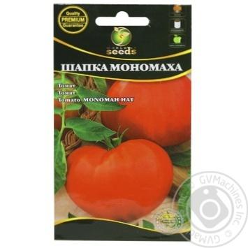 Семена World of Seeds Помидоры Шапка Мономаха 0,1г