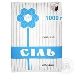 Artyomsol Stone Salt 1kg - buy, prices for MegaMarket - image 1
